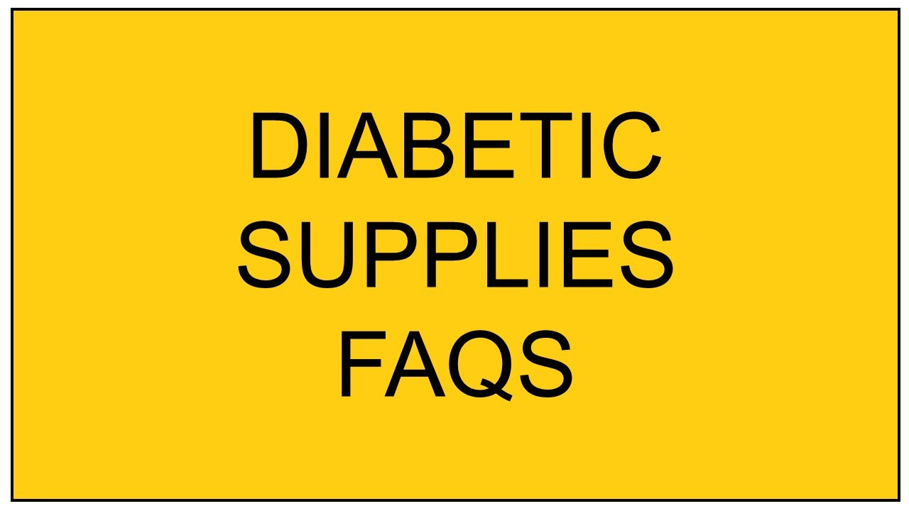 diabetes-supplies-faqs-yellow